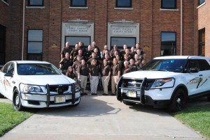 Perry County Sheriff Office Employees (not all in attendance)